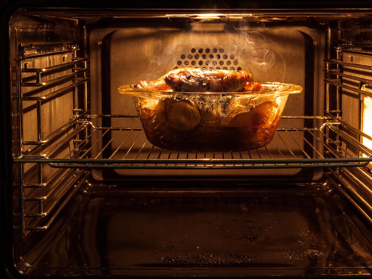 kaczka w piekarniku