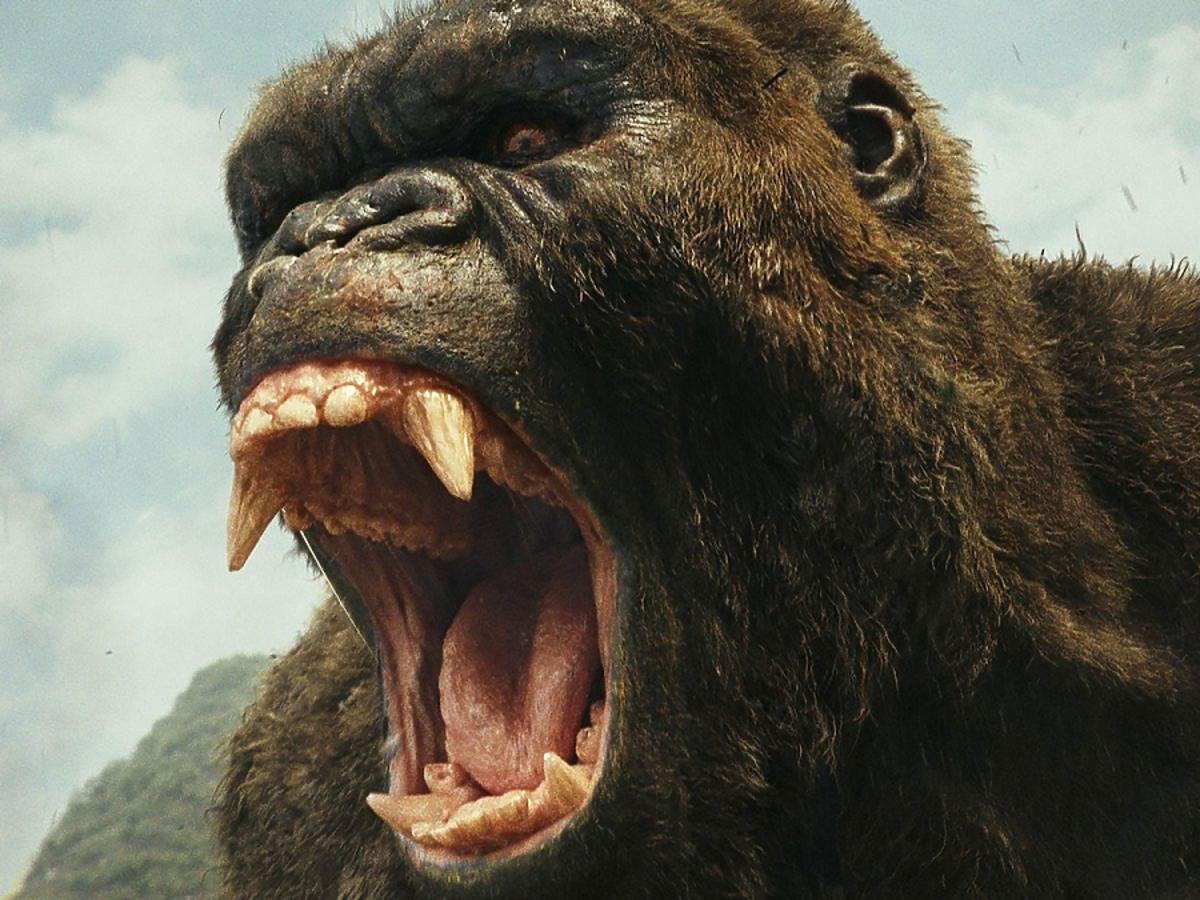 kadr z filmu Kong: Wyspa Czaszki