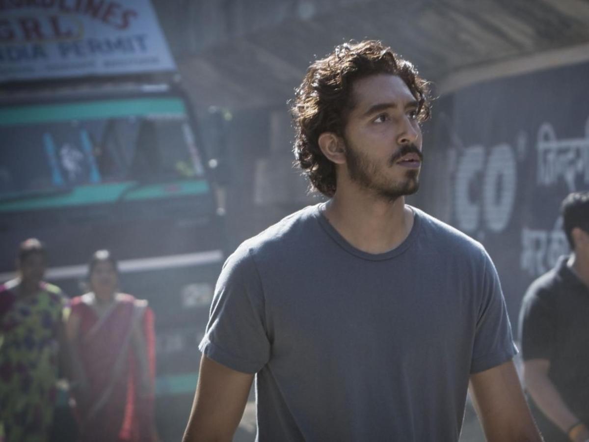 Kadr z filmu Lion. Droga do domu