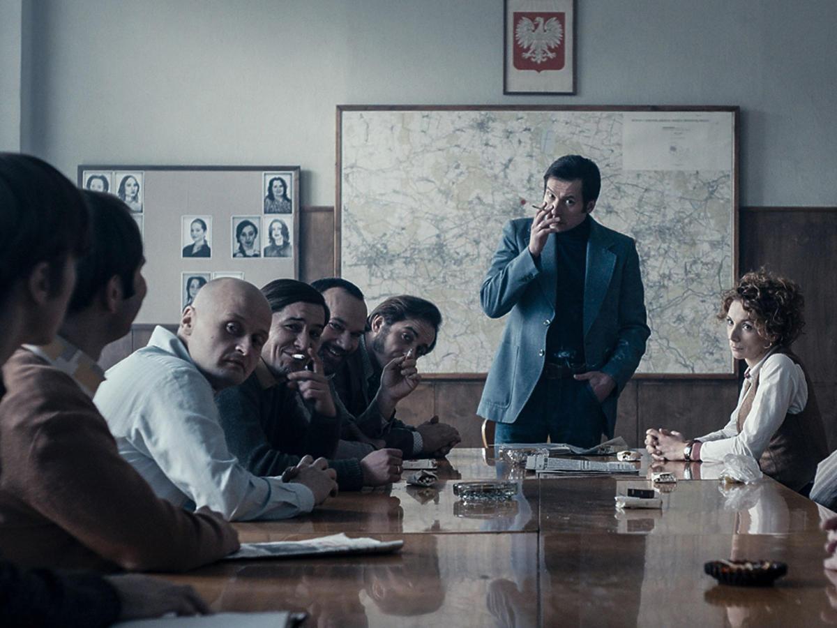 Kadr z filmu Macieja Pieprzycy Jestem mordercą
