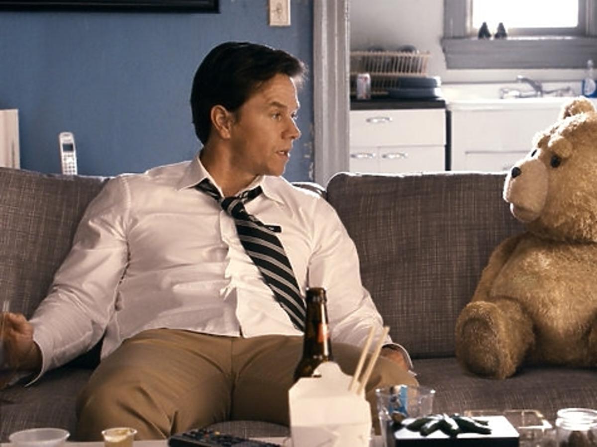 Kadr z filmu Ted
