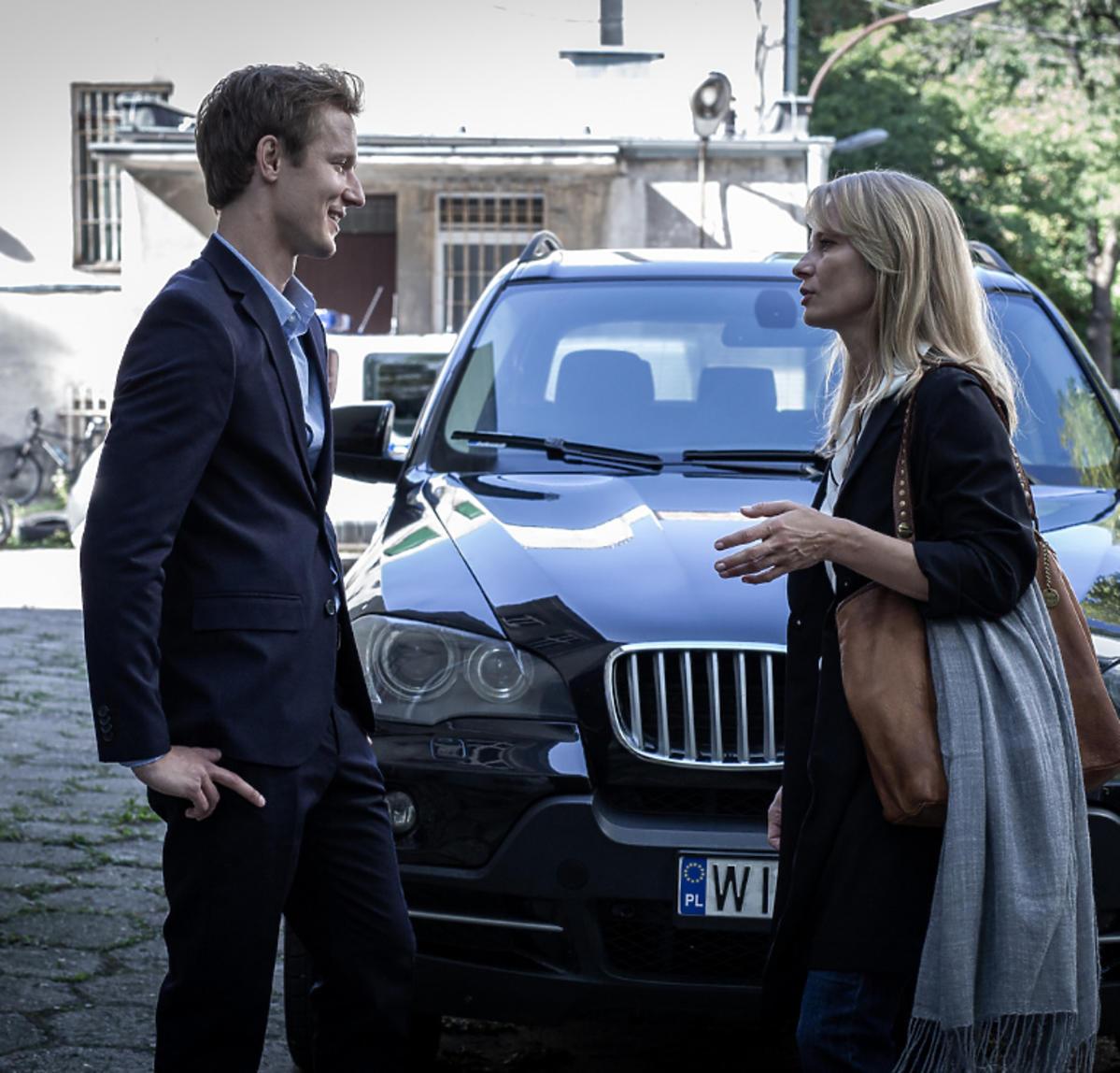 Kadr z serialu TVN
