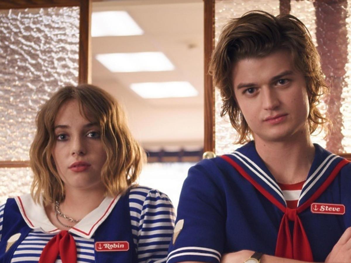 "Kadry z 3. sezonu serialu Netflixa ""Stranger Things"""