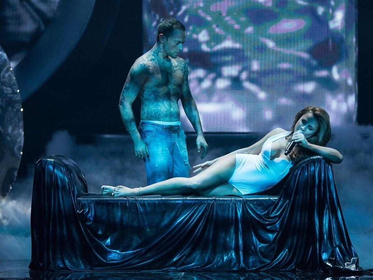 Kaja Paschalska jako Lana Del Rey w Twoja Twarz Brzmi Znajomo