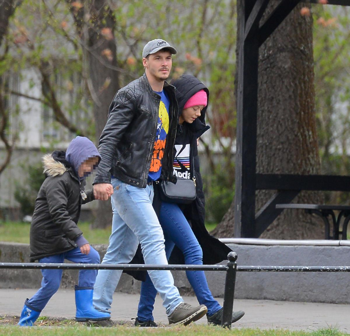 Kalska, Roznerski i jego syn
