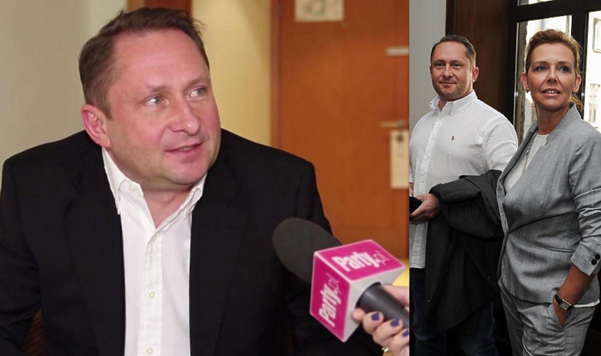 Kamil Durczok opowiedział o swojej żonie