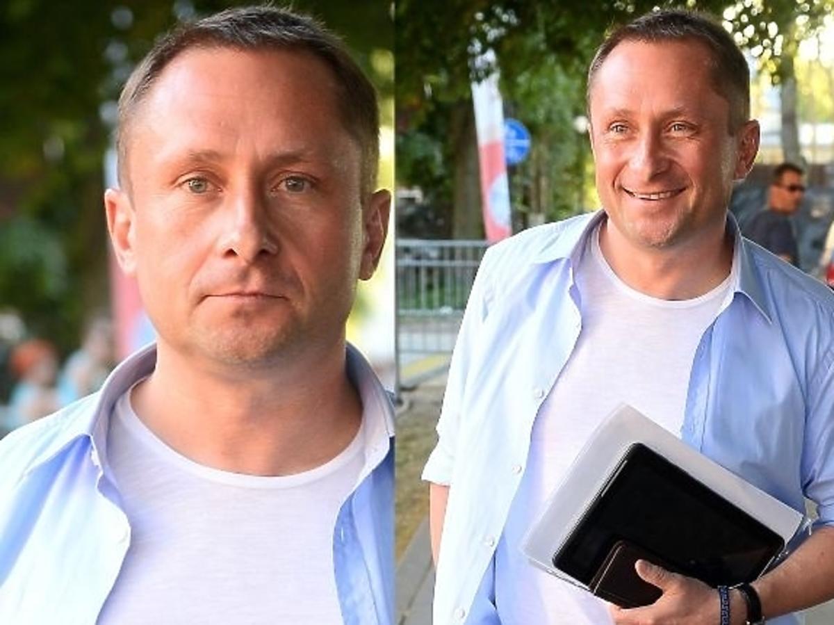 """Kamil Durczok w Świnoujściu na """"Karuzeli Cooltury 2013"""""""