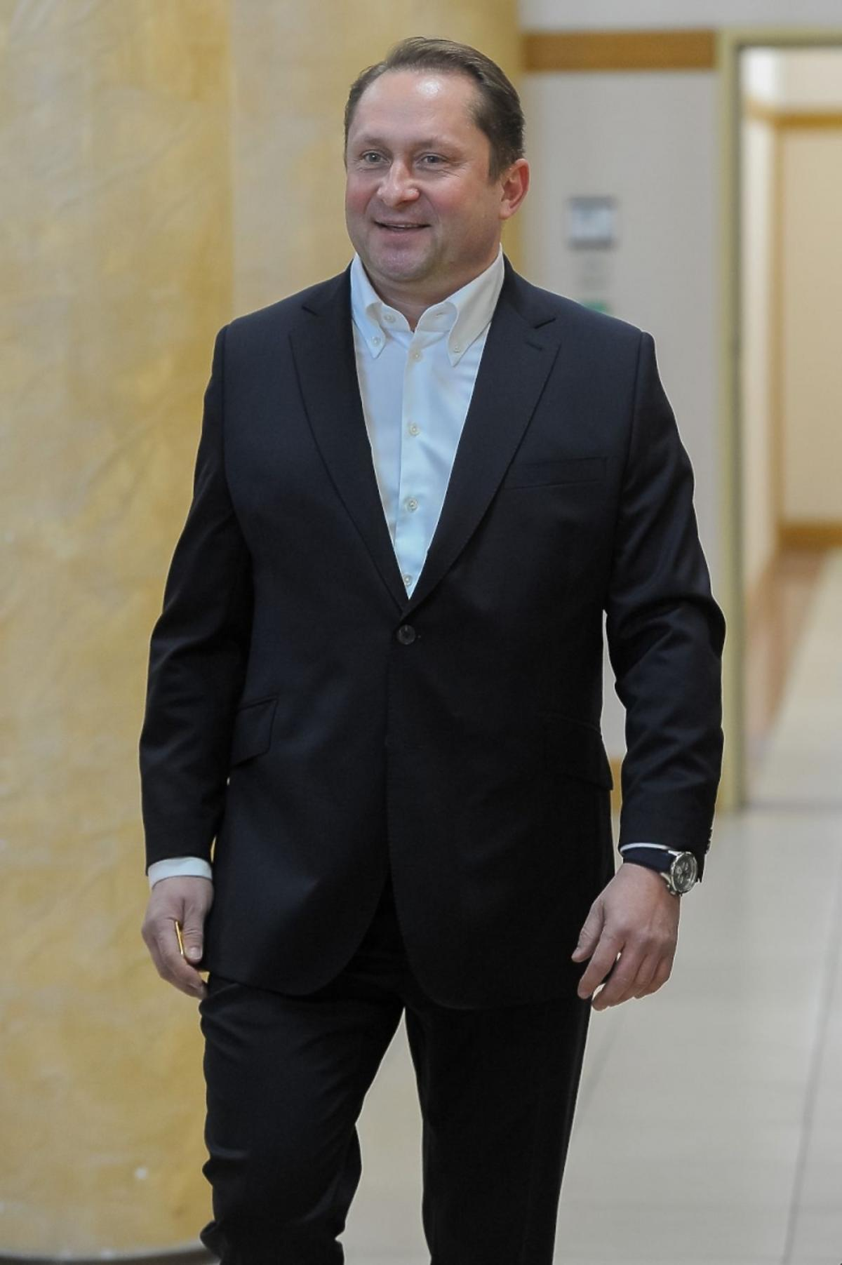 Kamil Durczok w warszawskim sądzie