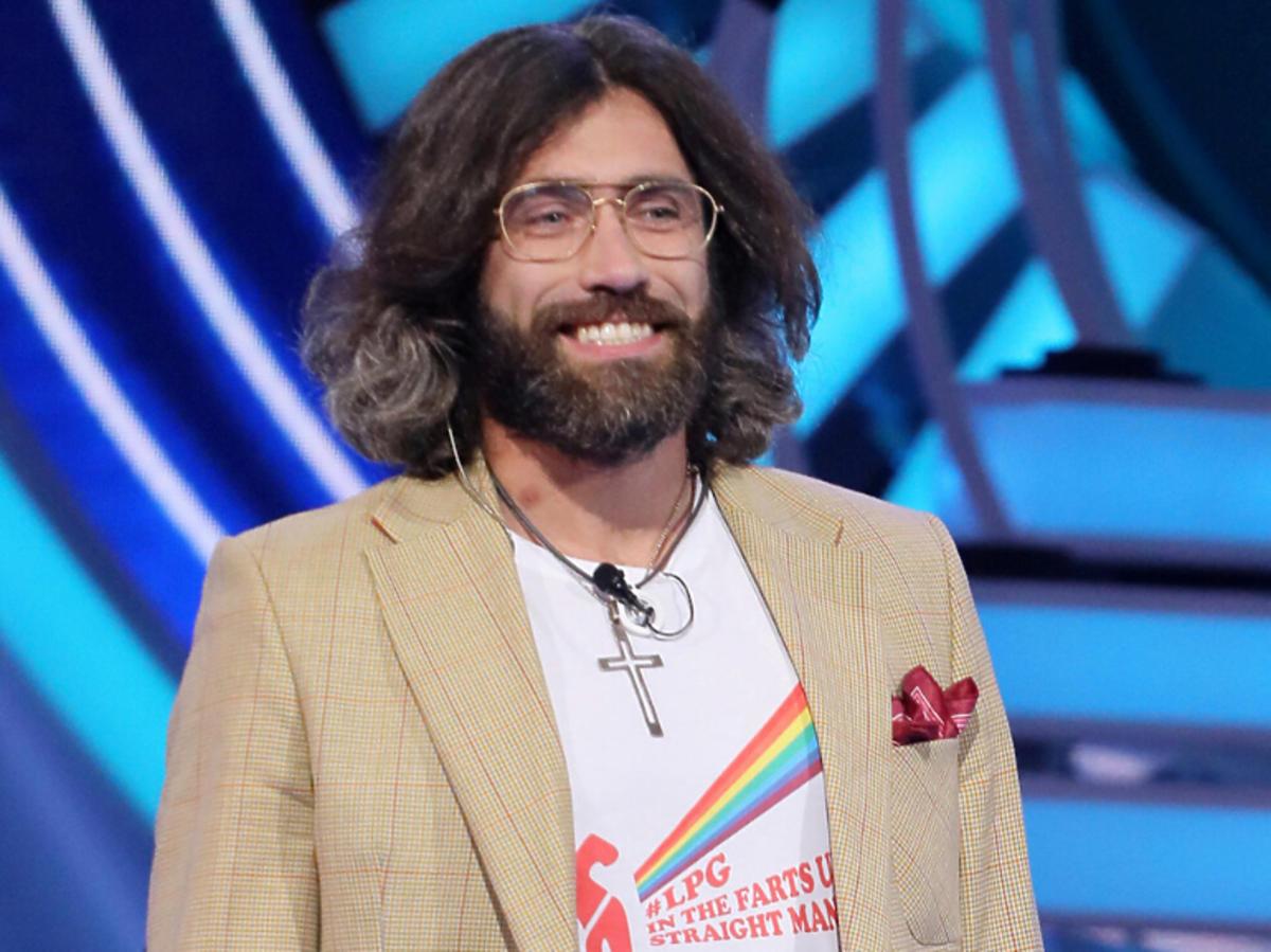 Kamil Lemieszewski na planie Big Brothera