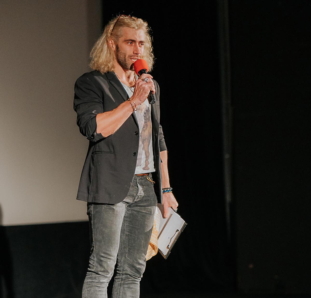 Kamil Lemieszewski w filmie