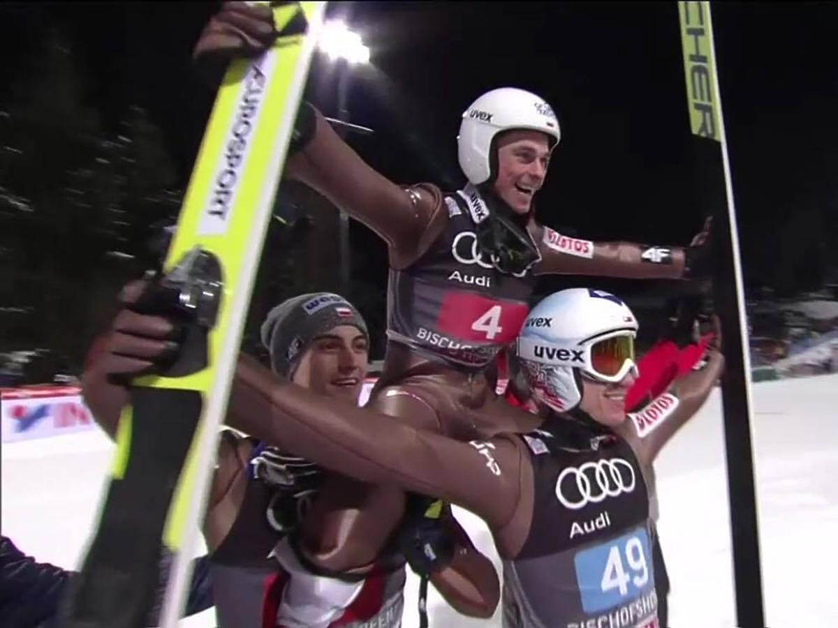 Kamil Stoch wygrał Turniej czterech skoczni