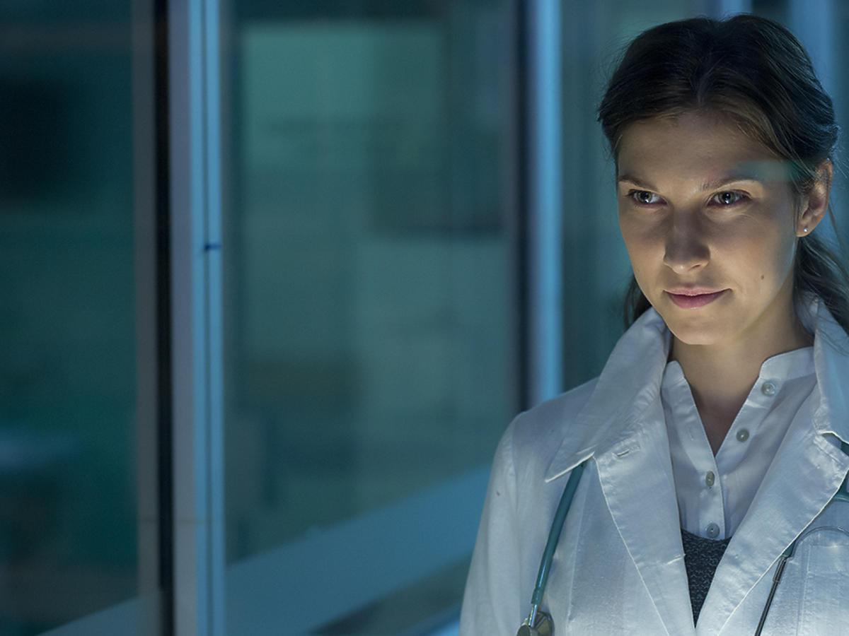 Kamila Kamińska w filmie