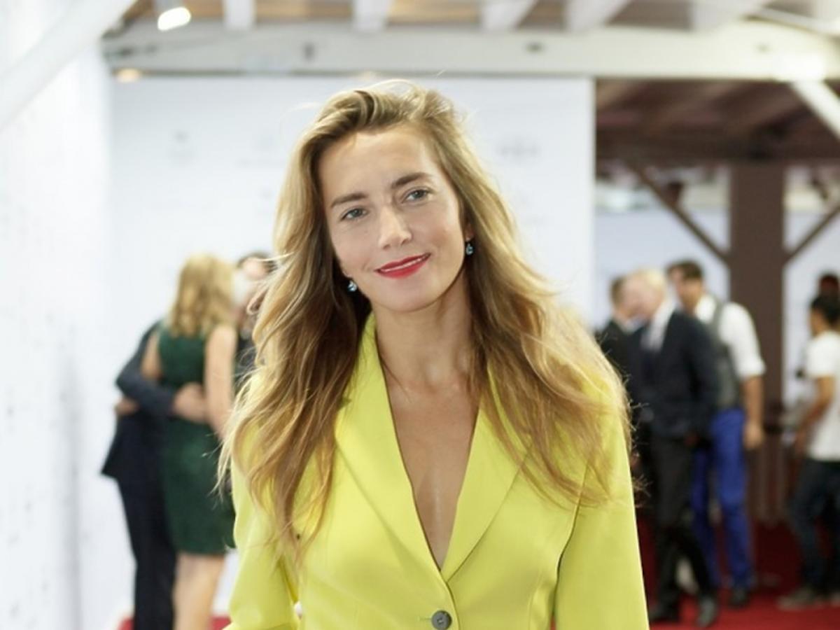 Kamilla Baar na Fashion Week w Berlinie