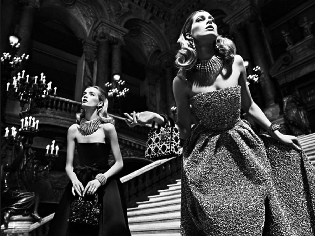 Kampania Dior jesień 2013