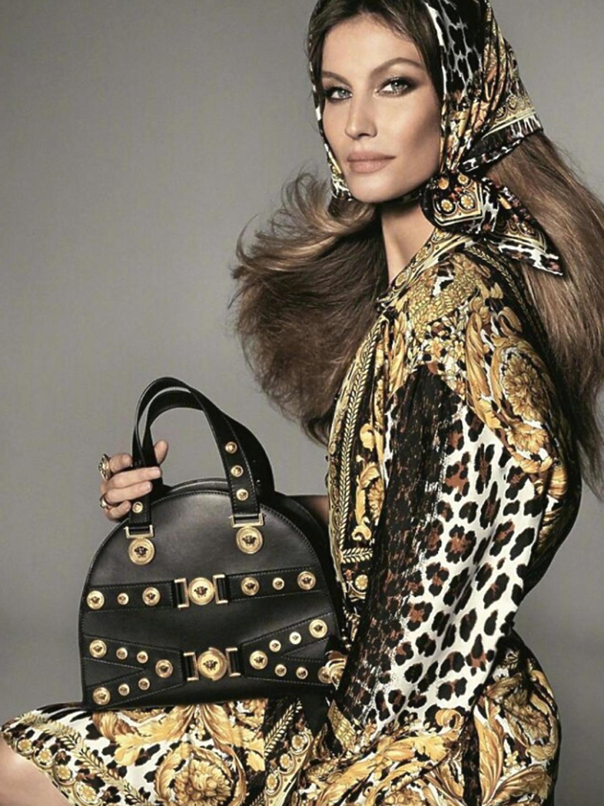 Kampania Versace wiosna/lato 18