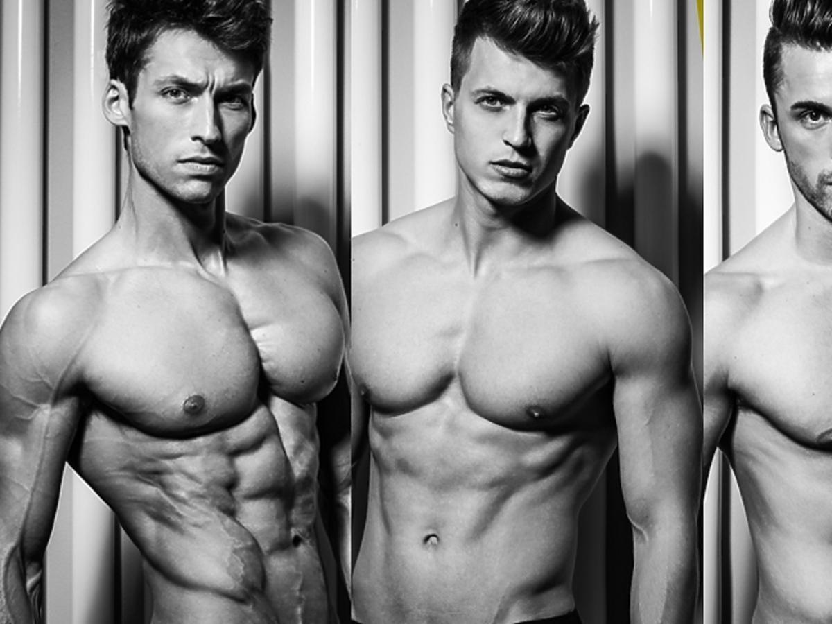 Kandydaci do tytułu Mister Polski 2015