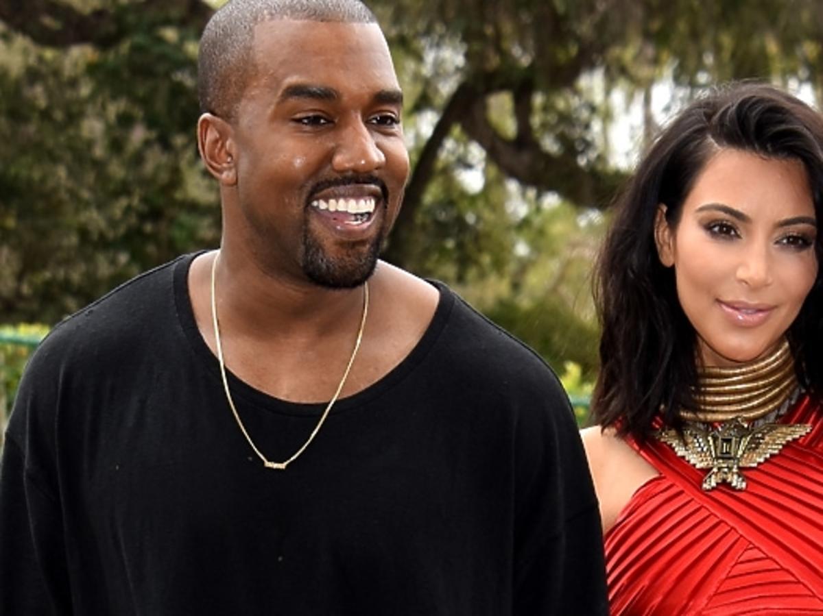 Kanye West i Kim Kardashian ochrzcili córkę