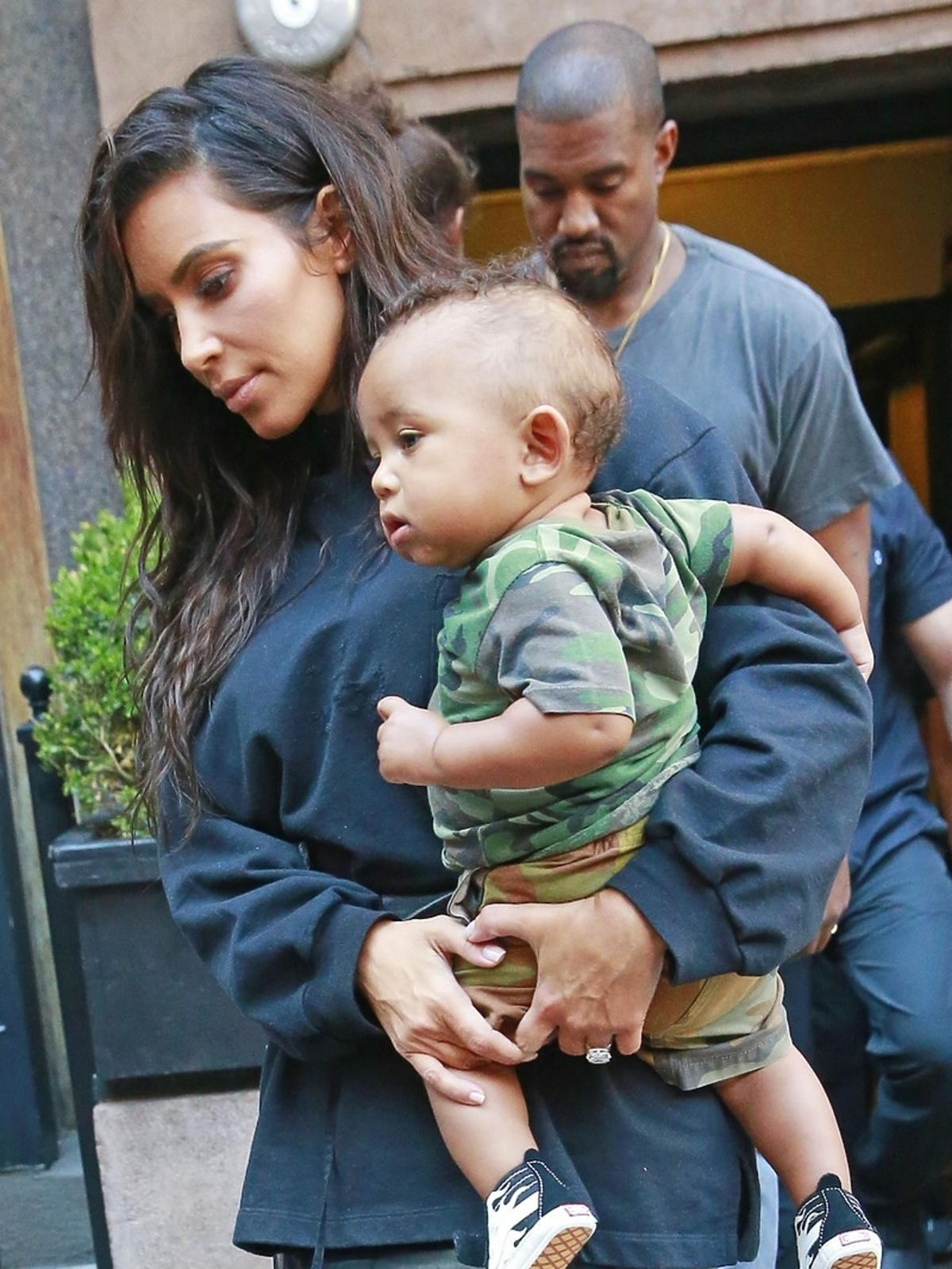 Kanye West, Saint West, North West
