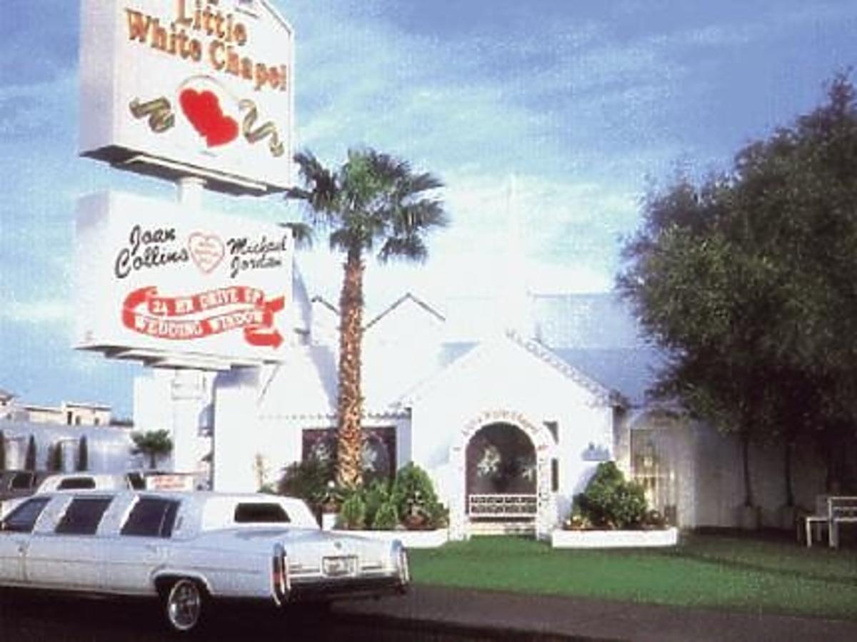 Kaplica w Vegas