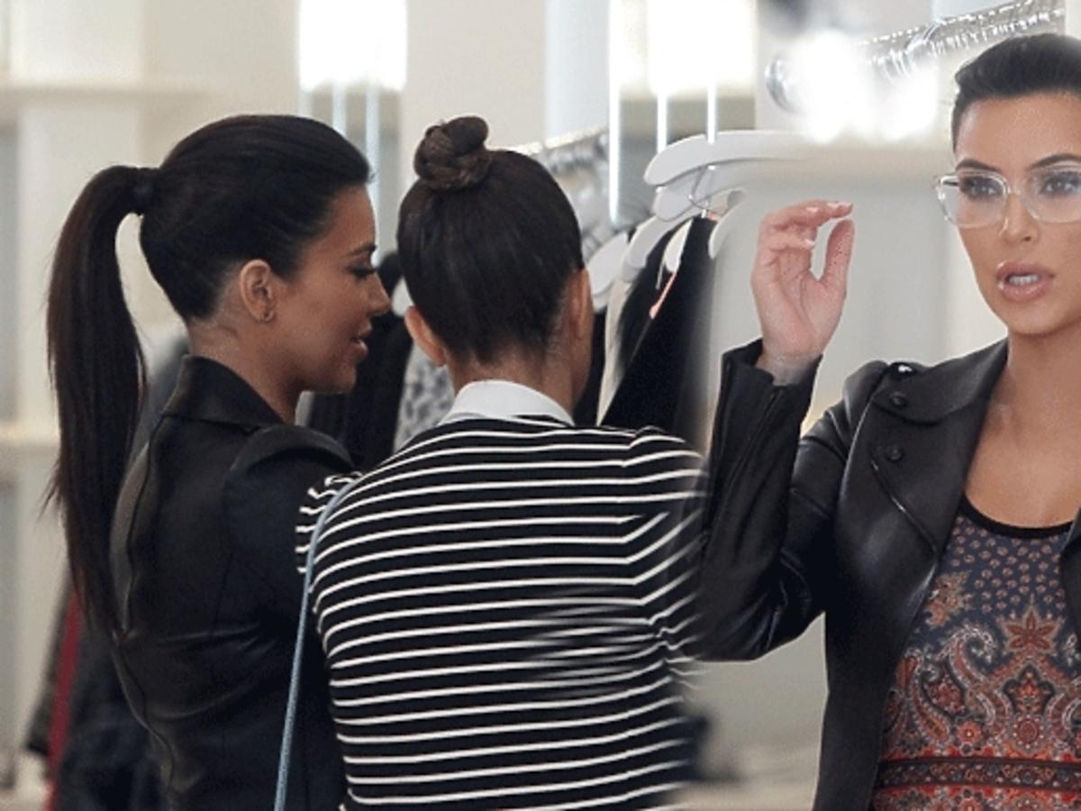 Kardashianki na zakupach w Los Angeles
