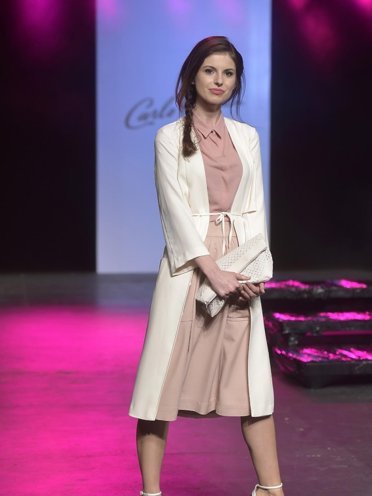 Kari na Fashion Week w Łodzi