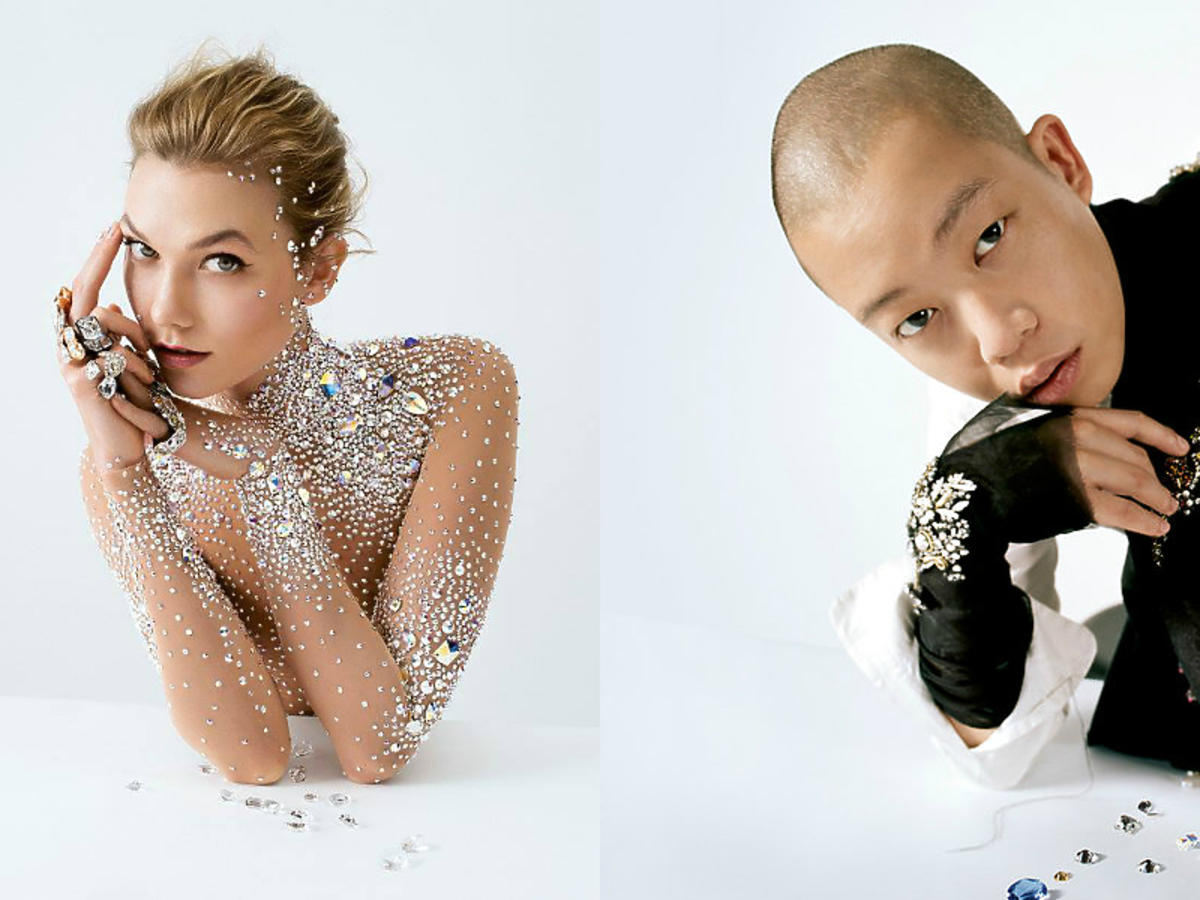 Karlie Kloss w kampanii Swarovskiego zastąpiła Mirandę Kerr. Najnowsze zdjęcia luksusowej biżuterii są fenomenalne!
