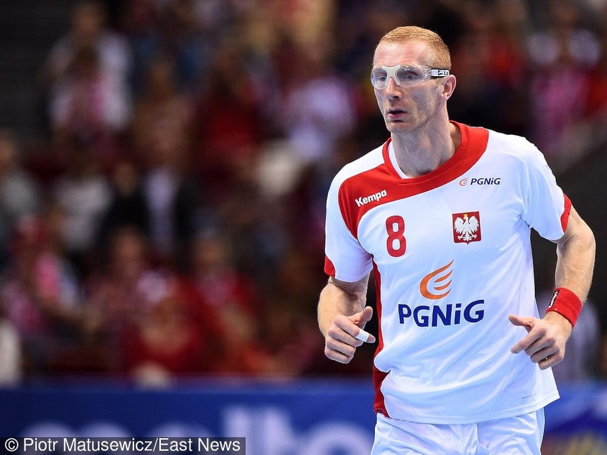 Karol Bielecki chorążym reprezentacji Polski na igrzyskach w Rio de Janeiro