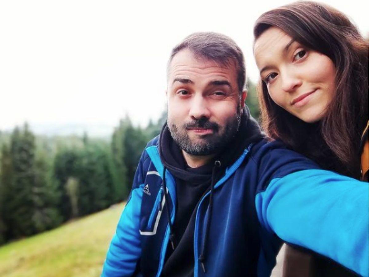 Karol i Laura ze Ślubu od pierwszego wejrzenia w górach