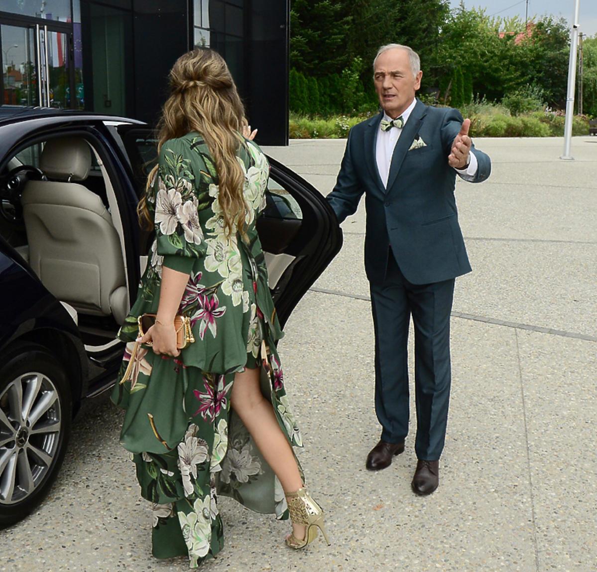 Karol Strasburger wziął ślub, zdjęcia z uroczystości