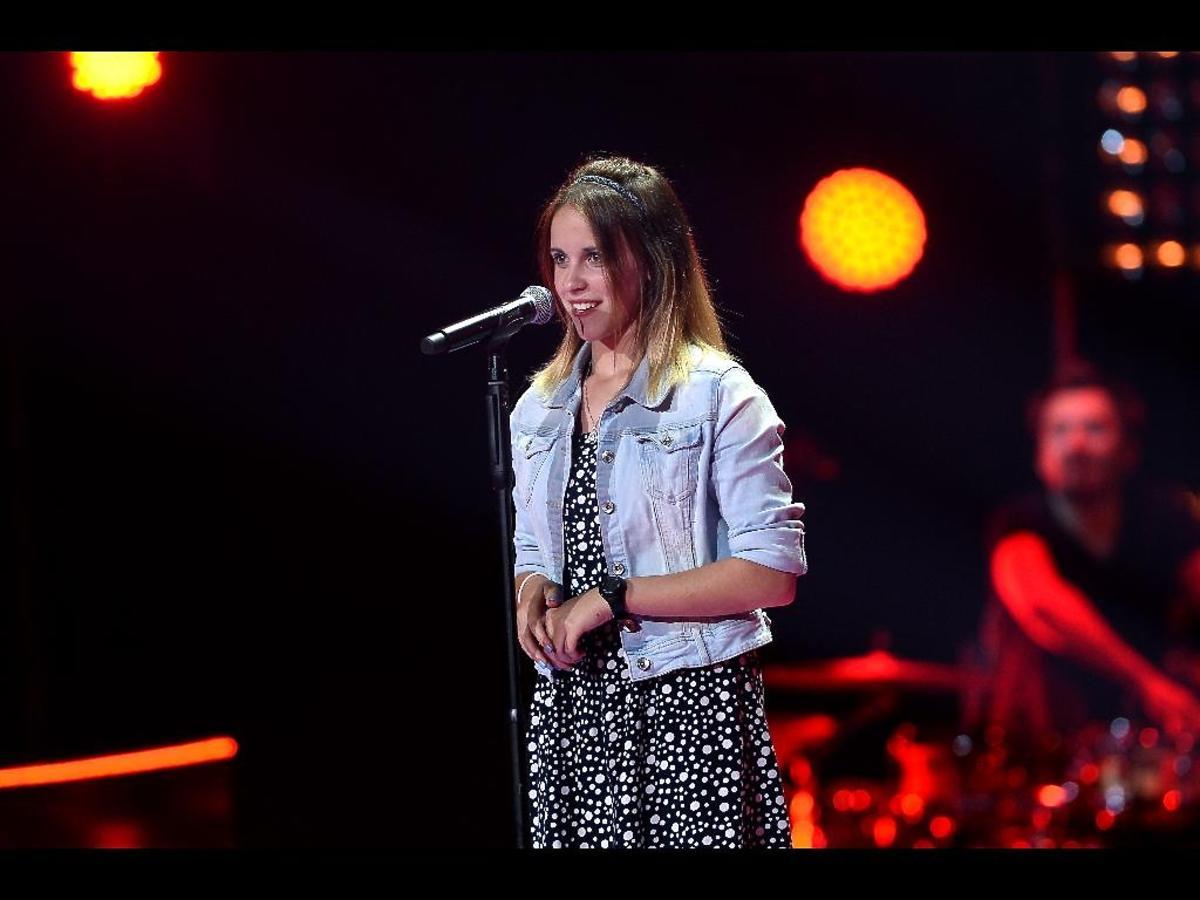 Karolina Gefert The Voice of Poland 7