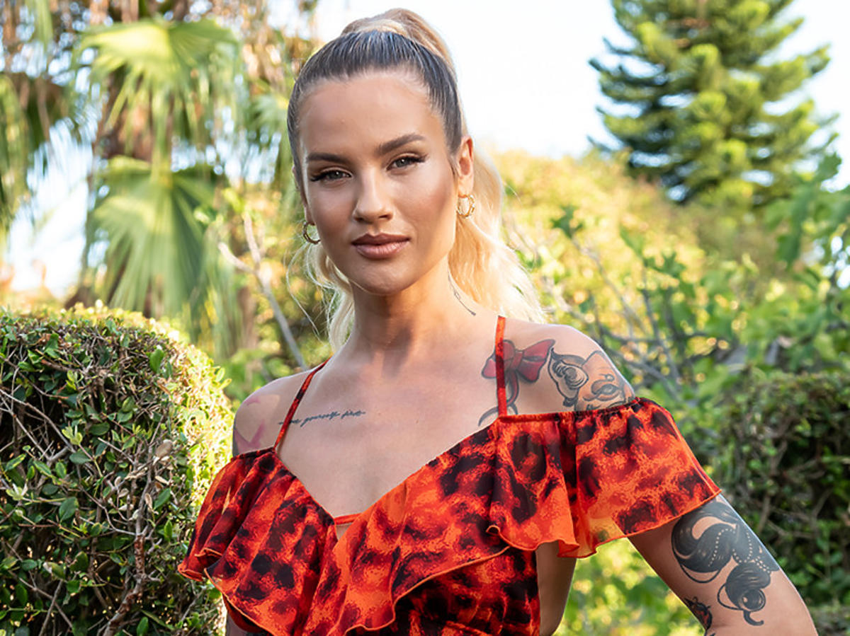Karolina Gilon w Love Island 2