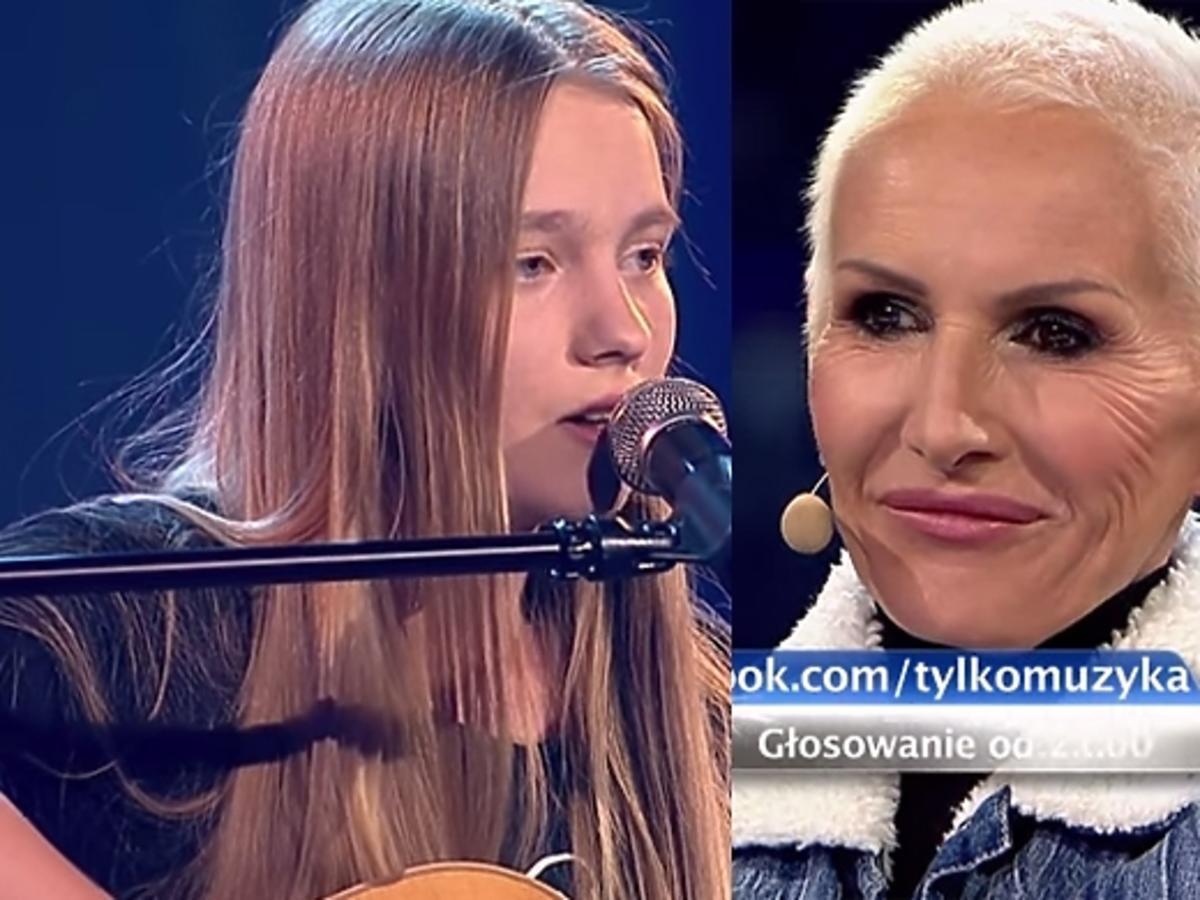 Karolina Głowala w Must Be The Music