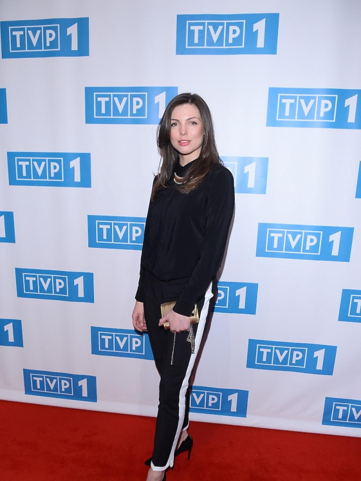 Karolina Gorczyca na ramówce TVP 1