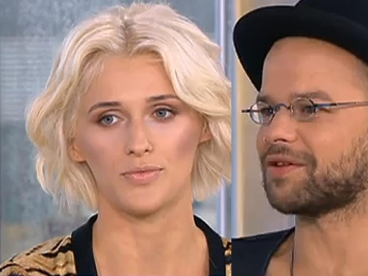 Karolina Kaczyńska i Michał Piróg w DDTVN