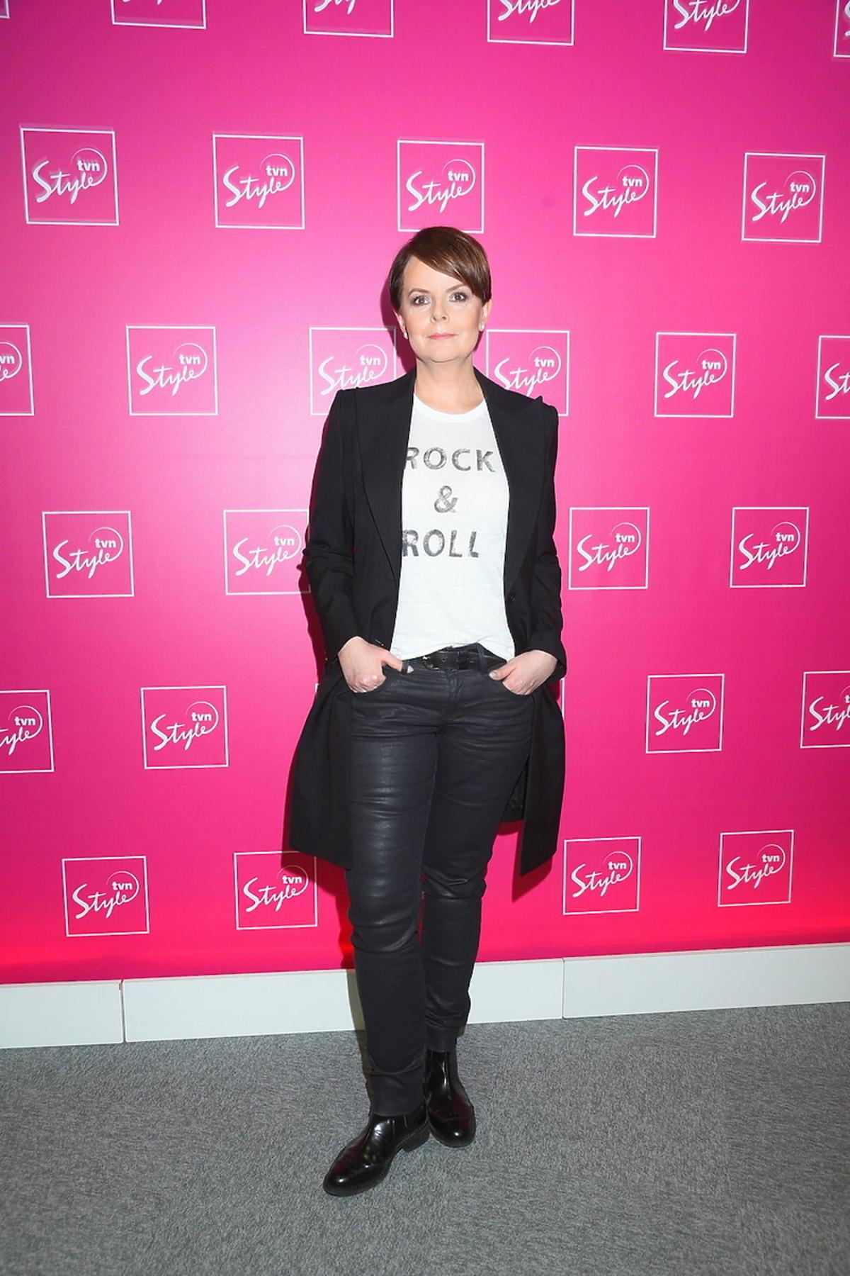 Karolina Korwin Piotrowska na ramówce TVN Style