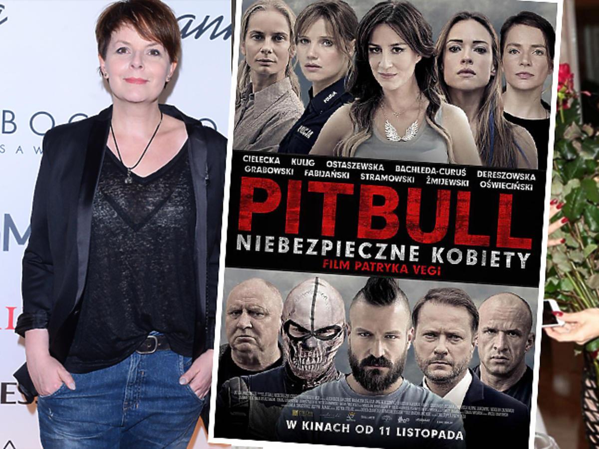Karolina Korwin Piotrowska o Pitbullu