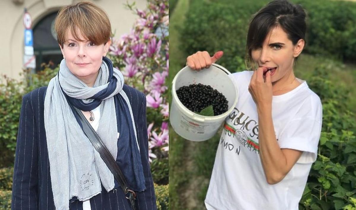 """Karolina Korwin-Piotrowska odpowiedziała Agnieszce Dygant, czy wybiera się na film """"Botoks"""""""