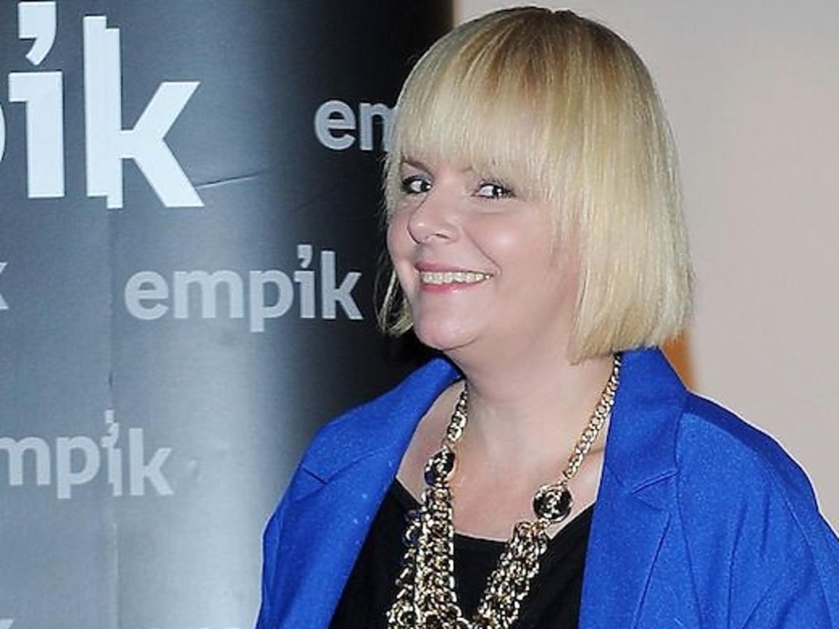 Karolina Korwin Piotrowska zmieniła kolor włosów