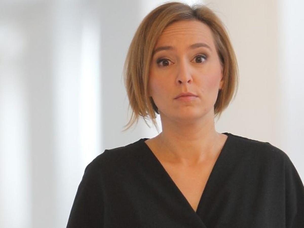 Karolina Lewicka w Sejmie