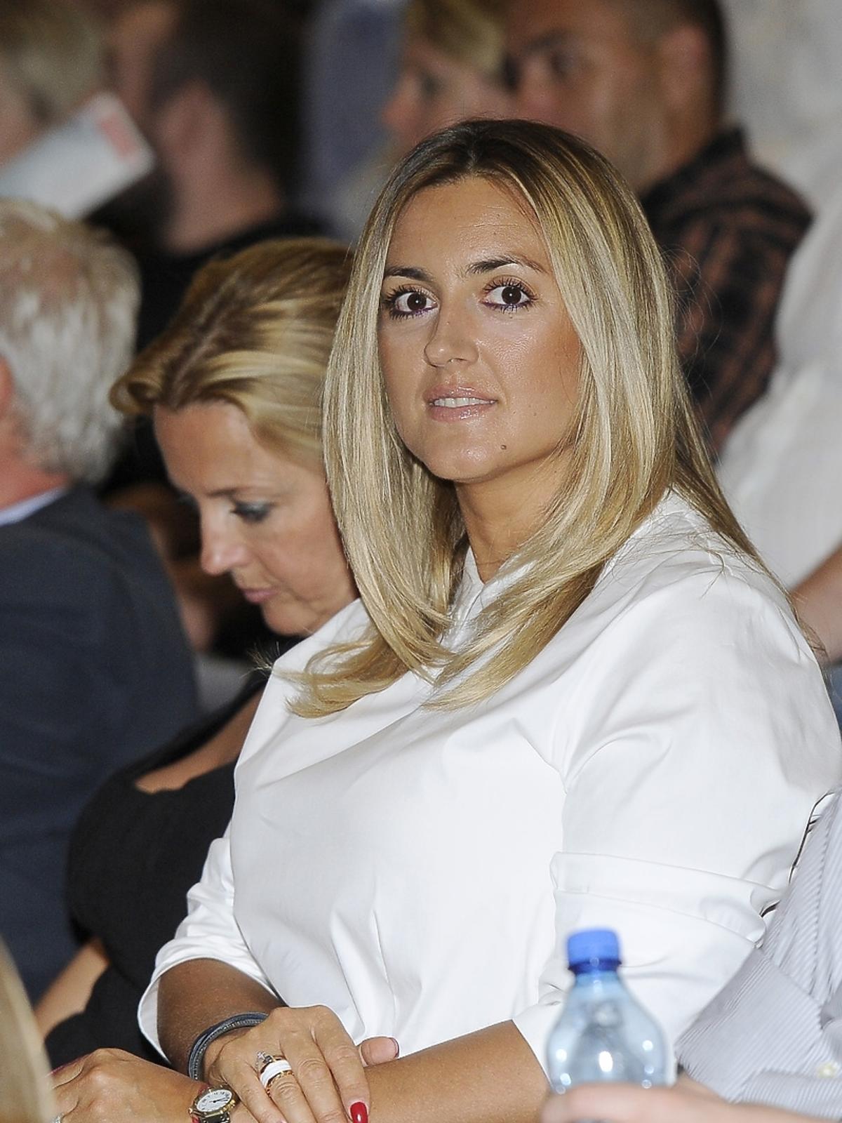 Karolina Szostak na premierze filmu Miasto 44