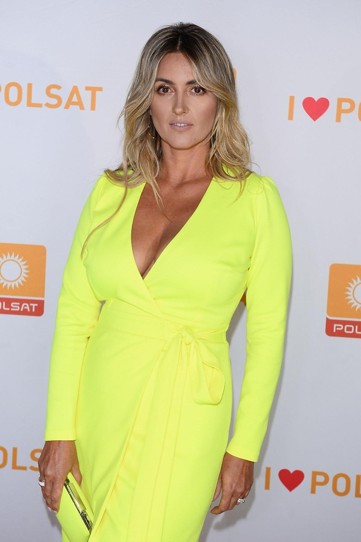 Karolina Szostak na ramówce Polsatu 2018