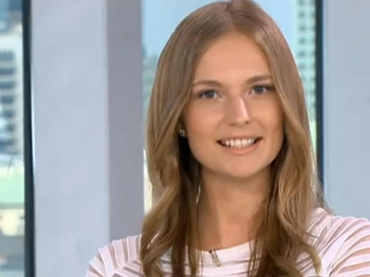 Karolina Szymczak-Ratajczak w filmie Herkules
