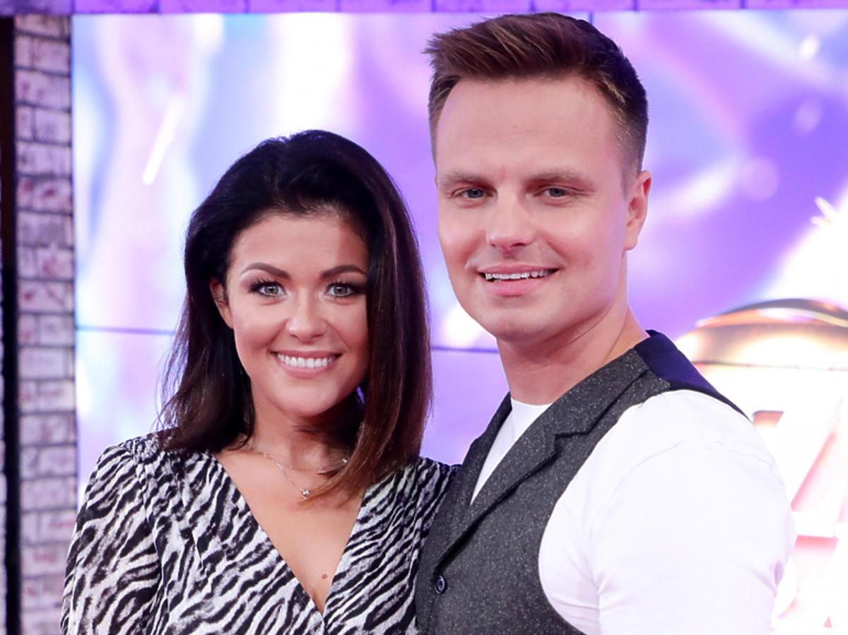 Kasia Cichopek i Marcin Hakiel w Dance Dance Dance