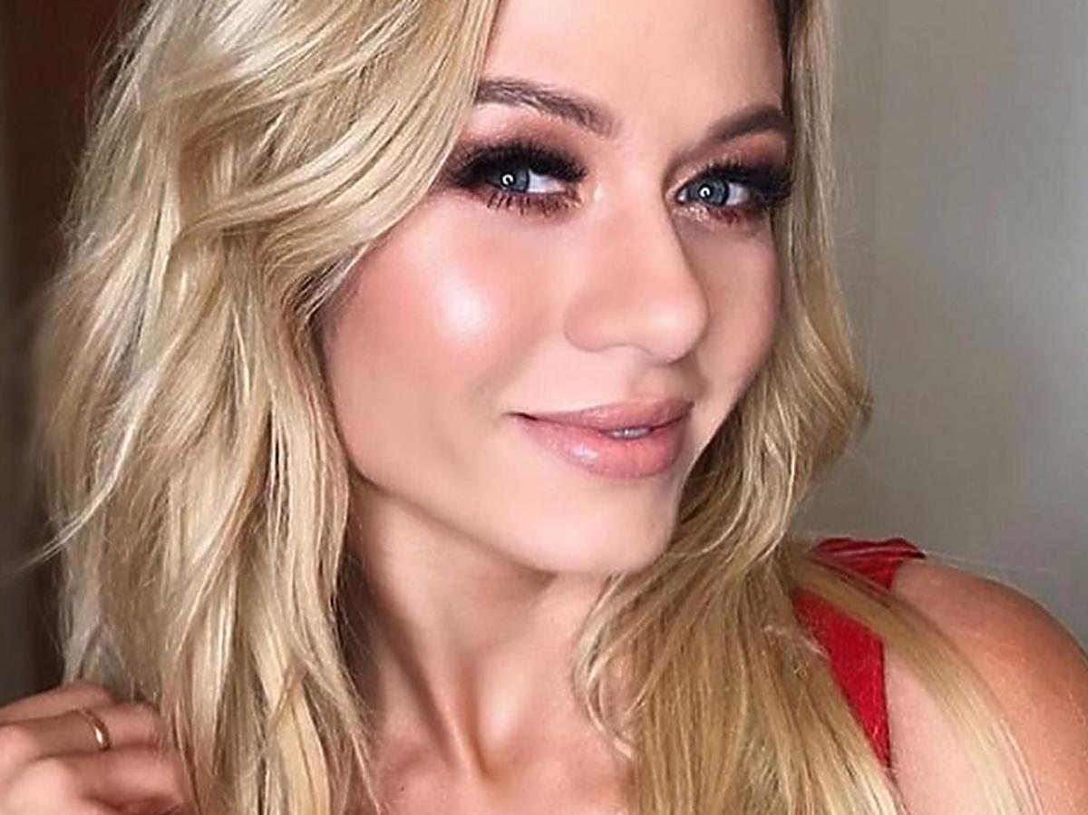 Kasia Dziurska, zdjęcie z Instagrama