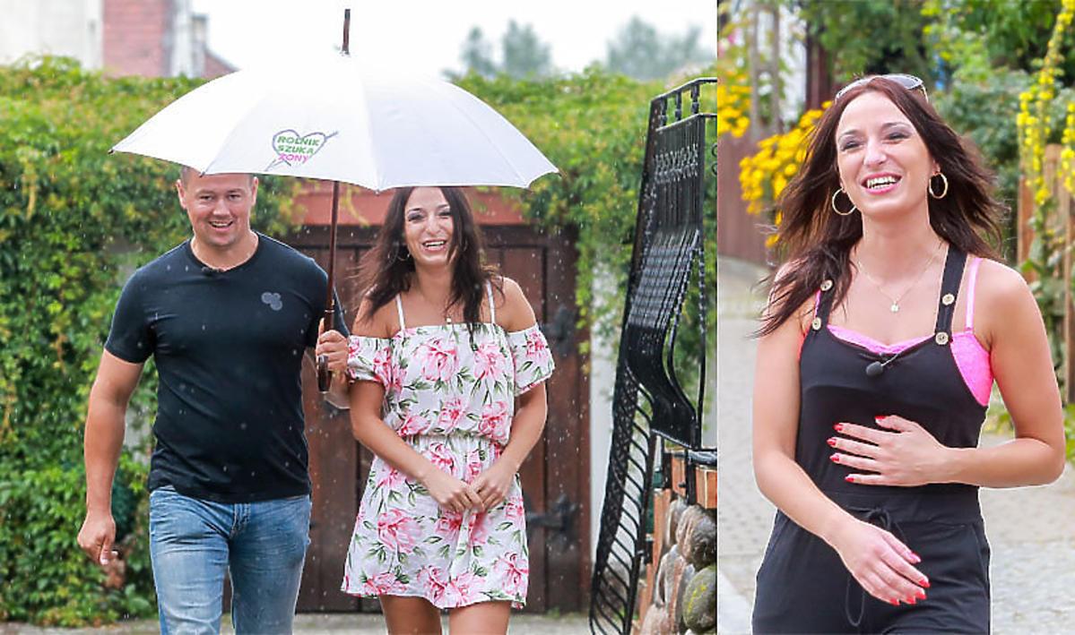 Kasia i Piotr z Rolnik szuka żony na planie show