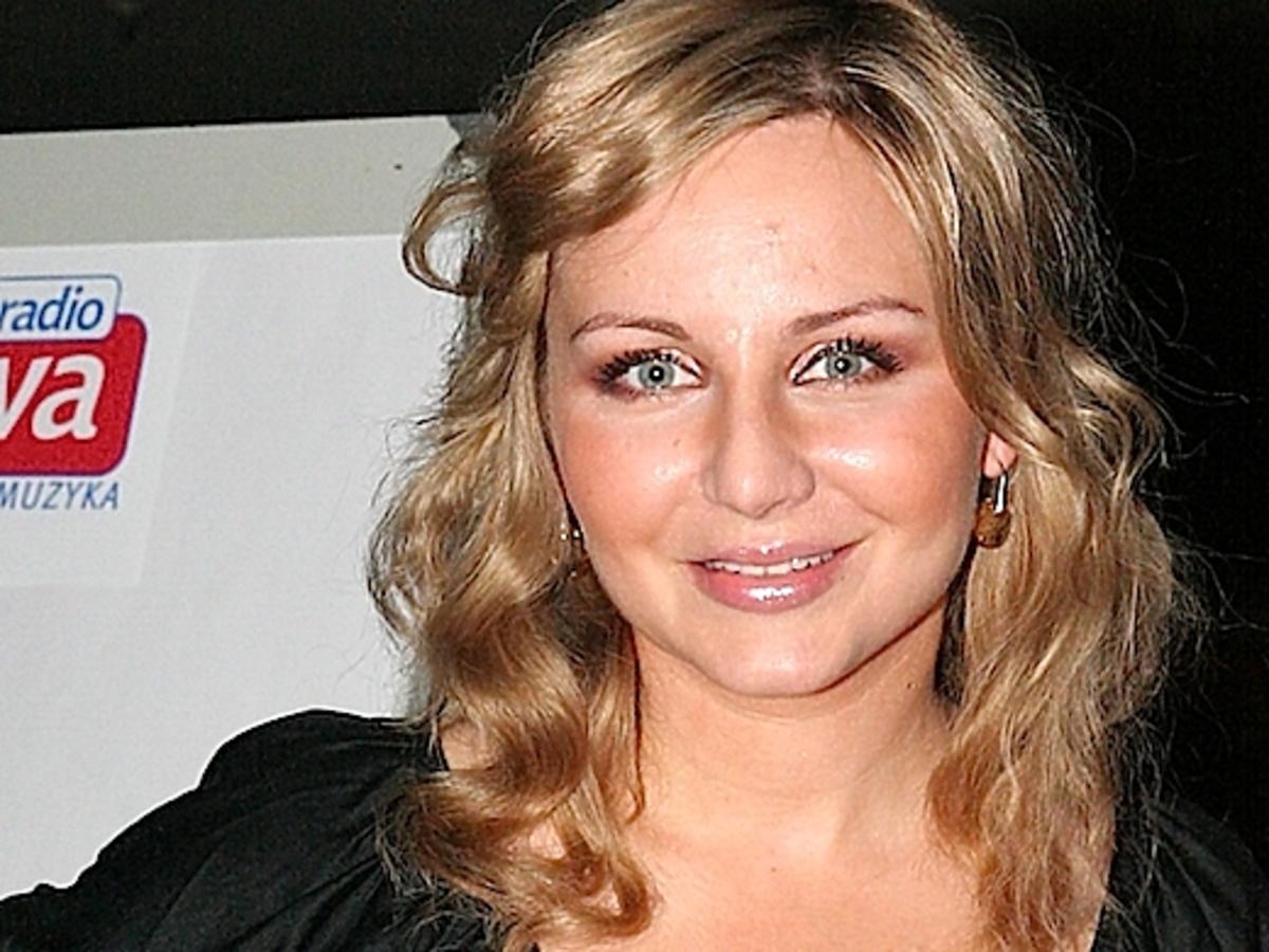 Kasia Klich po operacji nosa