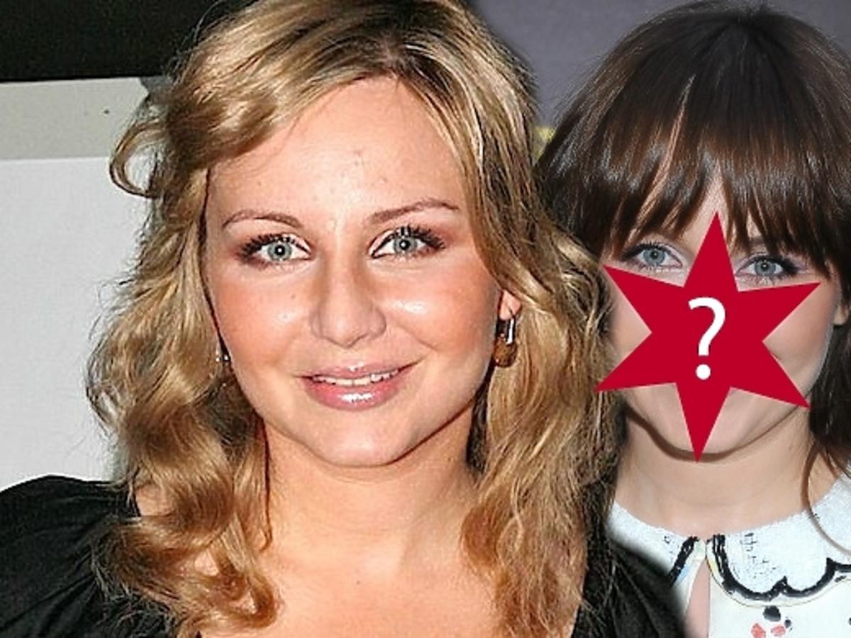 Kasia Klich z nowym nosem na urodzinach Magnum