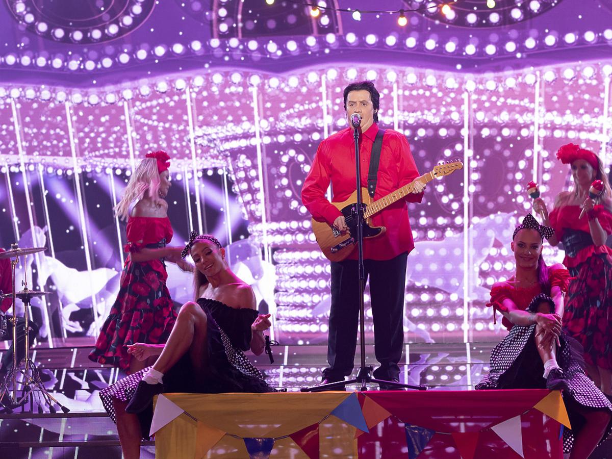 """Kasia Maciąg jako David Hidalgo z """"Los Lobos"""" zaśpiewała hit """"La Bamba"""""""