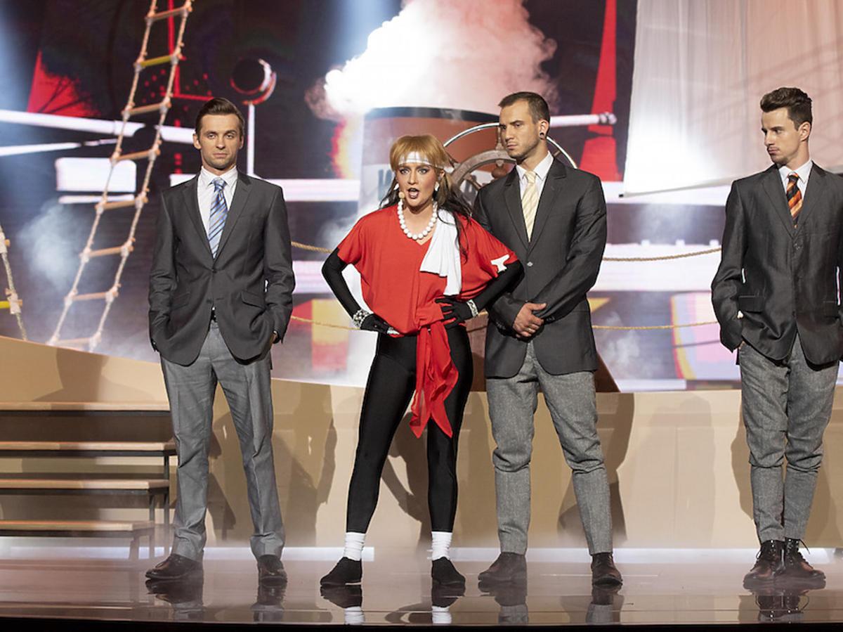 Kasia Maciąg jako Wanda Kwietniewska