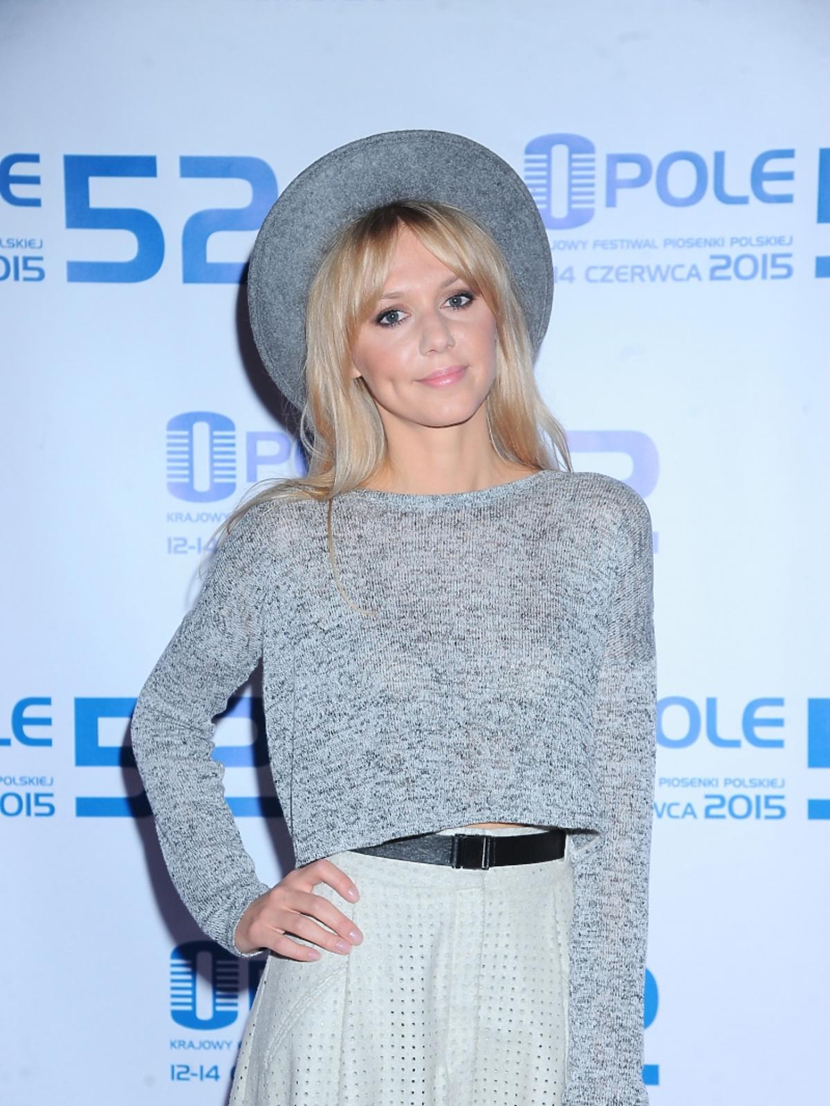 Kasia Moś będzie walczyć o wyjazd na konkurs Eurowizji 2016